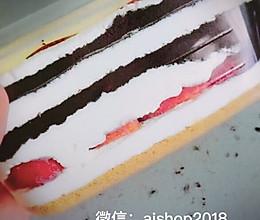 奥利奥草莓千层蛋糕的做法