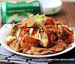 酱炒小螃蟹的做法