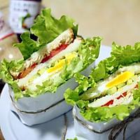丘比营养三明治#丘比轻食厨艺大赛#