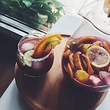 桑格利亚鸡尾酒(Sangria)—西班牙夏日狂想