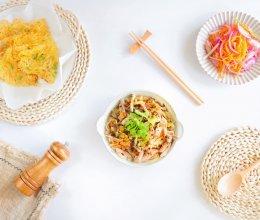 香气套餐-酸菜米线&土豆丝饼的做法