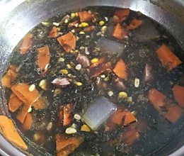 炎炎夏日冬瓜紫菜解暑汤的做法