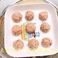 香菇胡萝卜鸡肉丸子  宝宝健康食谱的做法图解8