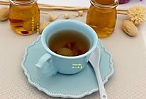 冬季暖胃,龙眼枸杞姜茶