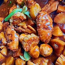 #我们约饭吧#在家就可以做的三汁焖锅