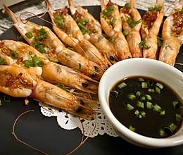 香辣烤虾的做法
