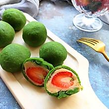 #餐桌上的春日限定#水果冰皮圆子
