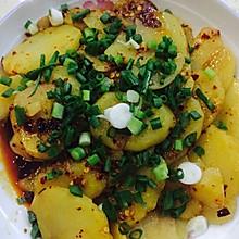 凉拌麻辣土豆