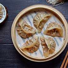 洋葱牛肉蒸饺(饺子皮版)