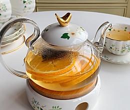 #安佳万圣烘焙奇妙夜#香橙红茶桂花酒的做法