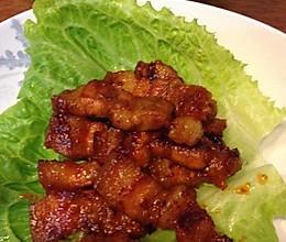 韩式烤肉(简单版)的做法