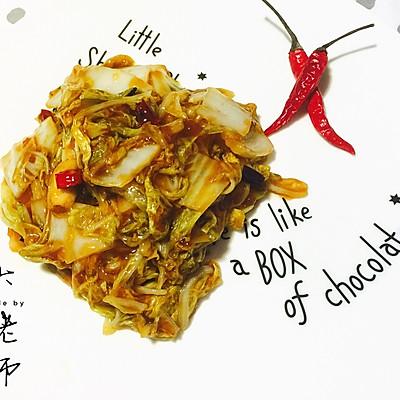 老北京味儿の醋溜儿白菜