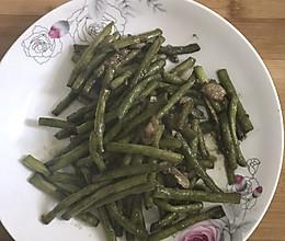 妈妈牌清炒豇豆的做法