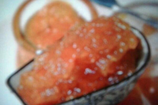苹果金桔果酱的做法