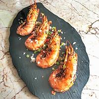 椒盐阿根廷红虾的做法图解5