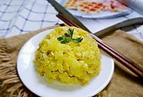 萝卜干炒蛋的做法