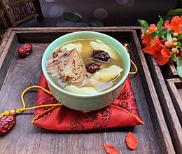 #母亲节,给妈妈做道菜#电饭煲版鸽子山药汤的做法