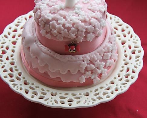 迷你翻糖蛋糕