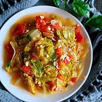 番茄球生菜的做法图解7