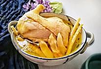 沙参玉竹炖鸡汤的做法