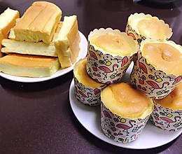 一手两种!方块蛋糕+杯子蛋糕的做法
