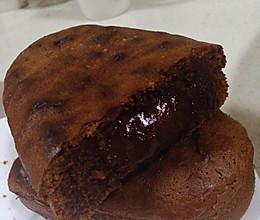 巧克力软心蛋糕的做法