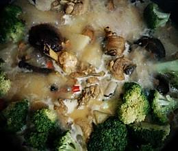 鸡肉火锅,冬季暖身的做法