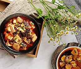 超级下饭的简单版麻婆豆腐的做法