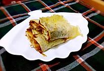 杂粮煎饼果子—乌江榨菜的做法