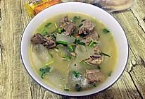 冬瓜排骨滋补汤的做法