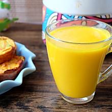 牛奶南瓜汁