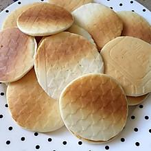 牛奶小松饼
