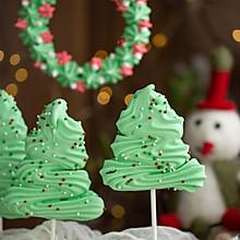#令人羡慕的圣诞大餐#圣诞马琳糖