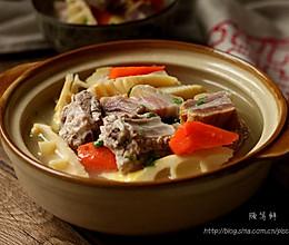 ~腌笃鲜~江南人最爱的时令靓汤的做法