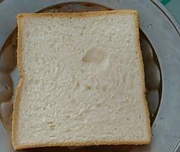 炼奶鸡蛋面包片的做法