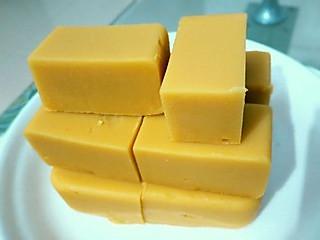 快速制作豌豆黄豌豆糕
