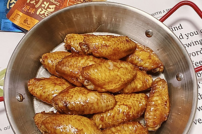 酱香烤鸡翅