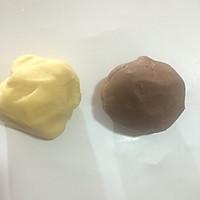 黄油可可曲奇饼干# 百吉福芝士力量#的做法图解7