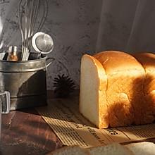 养乐多北海道吐司面包polish波兰种 宝宝喜欢的营养早餐