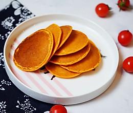 南瓜松饼的做法