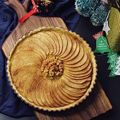 肉桂苹果派——第二届乐众烘焙大赛获奖作品