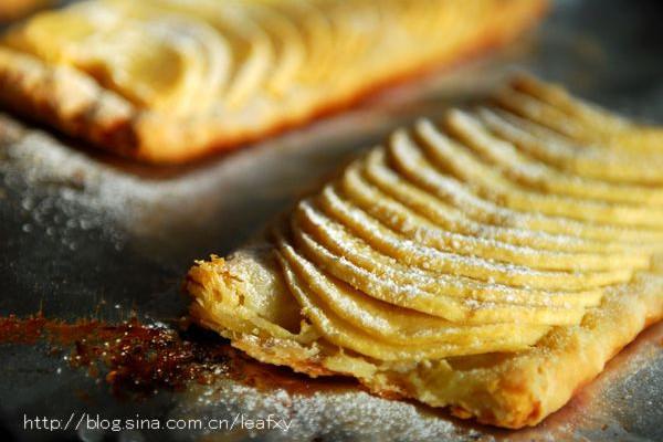 烤小山苹果派的做法