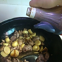 土豆炖鸡块的做法图解6