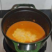 奶油南瓜浓汤的做法图解5