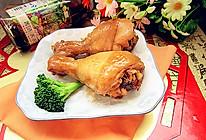 #菁选酱油试用之 酱油鸡腿的做法