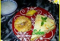 煎饼(云南小瓜+胡罗卜)的做法