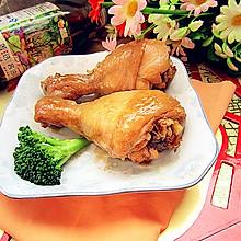 #菁选酱油试用之 酱油鸡腿
