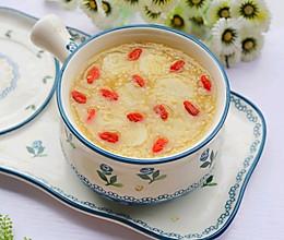 #秋天怎么吃#小米山药粥的做法