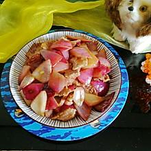 #餐桌上的春日限定#牛肉炒洋葱