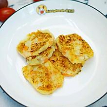 土豆鳕鱼饼